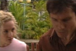 Darcy Tyler, Terri Hall in Neighbours Episode 3961