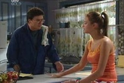Joe Scully, Felicity Scully in Neighbours Episode 3962