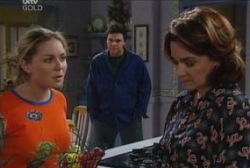 Michelle Scully, Joe Scully, Lyn Scully in Neighbours Episode 3963