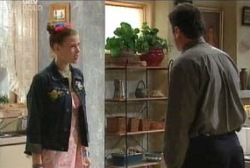 Elly Conway, Karl Kennedy in Neighbours Episode 3963