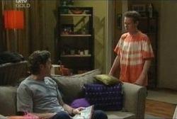 Evan Hancock, Leo Hancock in Neighbours Episode 3964