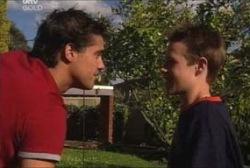 Matt Hancock, Leo Hancock in Neighbours Episode 3964