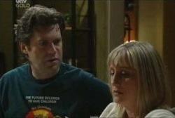 Evan Hancock, Maggie Hancock in Neighbours Episode 3965