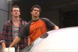 Stuart Parker, Matt Hancock in Neighbours Episode 3965