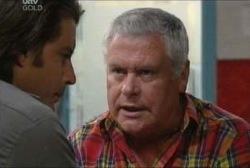Lou Carpenter, Drew Kirk in Neighbours Episode 3965