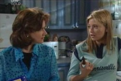 Lyn Scully, Felicity Scully in Neighbours Episode 3966