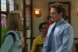Felicity Scully, Marc Lambert in Neighbours Episode 3966