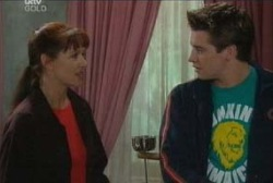 Susan Kennedy, Tad Reeves in Neighbours Episode 3968
