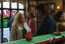 Terri Hall, Drew Kirk in Neighbours Episode 3969