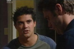 Matt Hancock, Evan Hancock in Neighbours Episode 3969