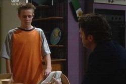 Evan Hancock, Leo Hancock in Neighbours Episode 3970