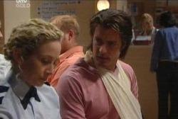 Terri Hall, Drew Kirk in Neighbours Episode 3970