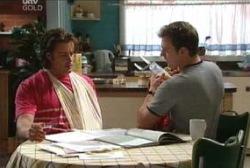Drew Kirk, Stuart Parker in Neighbours Episode 3970