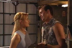 Dee Bliss, Stuart Parker in Neighbours Episode 3971