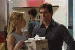 Dee Bliss, Darcy Tyler in Neighbours Episode 3971