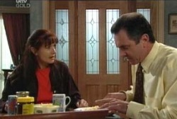 Karl Kennedy, Susan Kennedy in Neighbours Episode 3972
