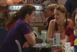 Tad Reeves, Elly Conway in Neighbours Episode 3972