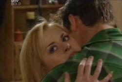 Dee Bliss, Stuart Parker in Neighbours Episode 3972