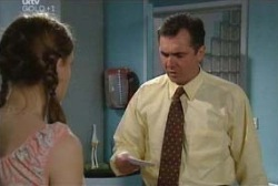Elly Conway, Karl Kennedy in Neighbours Episode 3973