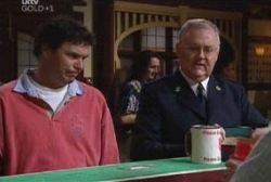 Joe Scully, Harold Bishop in Neighbours Episode 3973