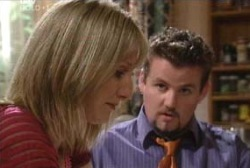 Maggie Hancock, Toadie Rebecchi in Neighbours Episode 3973