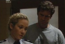 Evan Hancock, Terri Hall in Neighbours Episode 3974