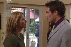 Steph Scully, Marc Lambert in Neighbours Episode 3975