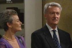 Chloe Lambert, John Lambert in Neighbours Episode 3975