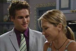 Marc Lambert, Steph Scully in Neighbours Episode 3975