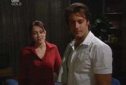Drew Kirk, Libby Kennedy in Neighbours Episode 3975