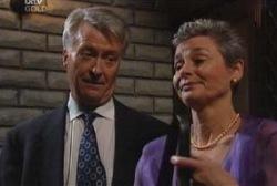 John Lambert, Chloe Lambert in Neighbours Episode 3975