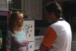 Maggie Hancock, Evan Hancock in Neighbours Episode 3976