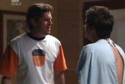 Evan Hancock, Matt Hancock in Neighbours Episode 3976