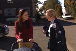 Libby Kennedy, Terri Hall in Neighbours Episode 3976