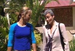 Steph Scully, Chloe Lambert in Neighbours Episode 3977