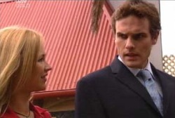 Steph Scully, Marc Lambert in Neighbours Episode 3978
