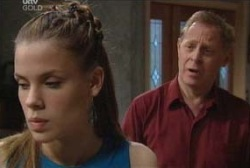 Elly Conway, Ian Conway in Neighbours Episode 3978