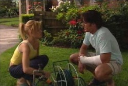 Drew Kirk, Dee Bliss in Neighbours Episode 3979