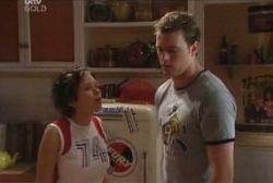 Stuart Parker, Tracey Slattery in Neighbours Episode 3979