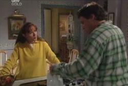 Susan Kennedy, Joe Scully in Neighbours Episode 3979