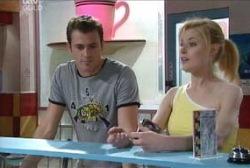 Stuart Parker, Dee Bliss in Neighbours Episode 3979
