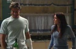 Drew Kirk, Libby Kennedy in Neighbours Episode 3980