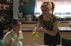 Libby Kennedy, Dee Bliss in Neighbours Episode 3980