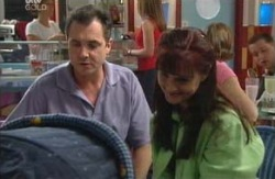 Karl Kennedy, Susan Kennedy in Neighbours Episode 3980