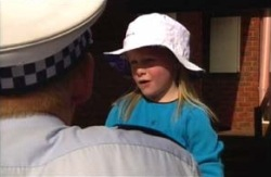 Const. Bill Webber, Emily Hancock in Neighbours Episode 3981
