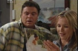 Joe Scully, Steph Scully in Neighbours Episode 3982