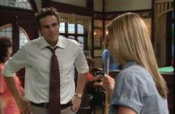 Marc Lambert, Steph Scully in Neighbours Episode 3982