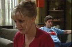 Evan Hancock, Maggie Hancock in Neighbours Episode 3982