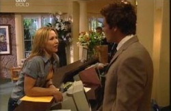Steph Scully, Marc Lambert in Neighbours Episode 3983
