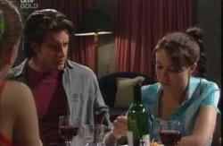 Drew Kirk, Libby Kennedy in Neighbours Episode 3983
